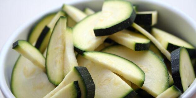 Ta vara på trädgårdens sista gåvor – 6 recept med blad och grönsaker