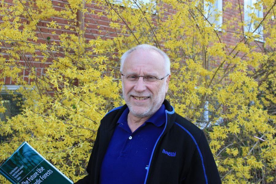 Erik Westholm, professor i landsbygdsutveckling.