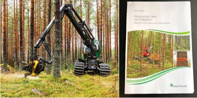 """Naturskyddsföreningen: """"En partsinlaga från skogsbruket"""""""