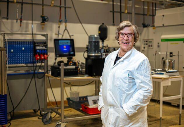 Eva Tornberg jobbade 20 år på Köttforskningsinstitutet i nära kontakt med industrin, men hon tycker att branschen är konservativ.