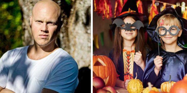 Joakim Lamotte: Föräldrar som bojkottar Halloween förstör för sina barn