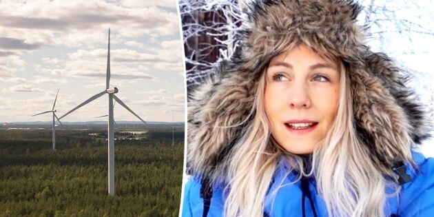 Jonna Jinton: Jag vill inte lämna mitt älskade Grundtjärn