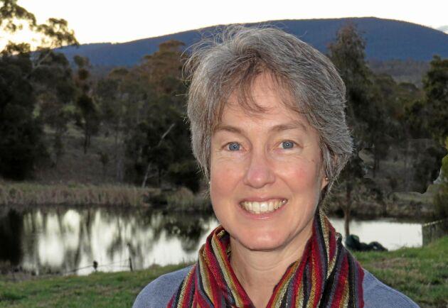 Australiska miljöprofessorn Annette Cowie ser en viktig roll för betesdjur i ett hållbart lantbruk.