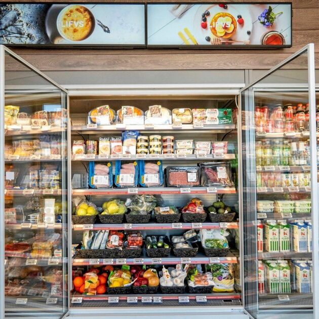 De obemannade butikerna blir fler och fler. Lifvs har nu öppnat sin 12:e butik.