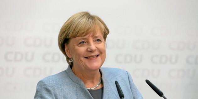 Merkels val till ny jordbruksminister