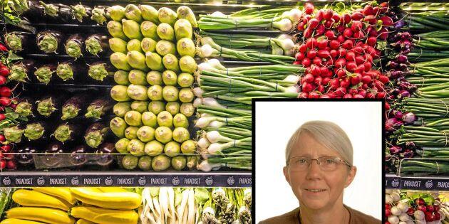 Vilseledande om ekologisk odling