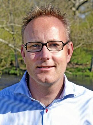 Johan Persson (S), kommunalråd i Kalmar.
