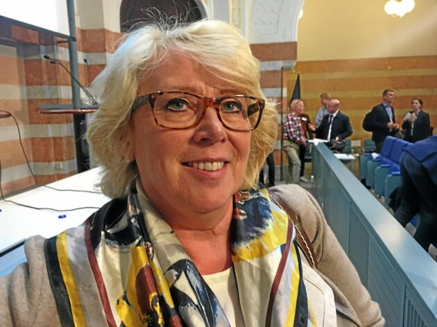 Lena Ek, Södra.