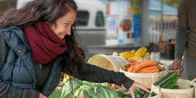 Lista: De 5 nyttigaste grönsakerna du kan äta!