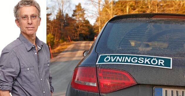 """Kör bilen framför för sakta? Måste du om till varje pris, för att du kör """"bättre""""? Kanske dags att fundera på din lämplighet som bilförare."""