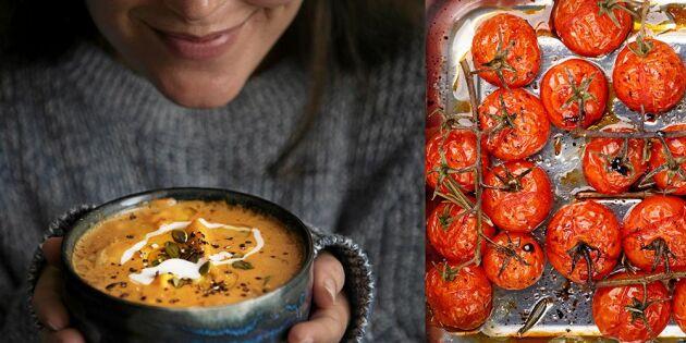 Viktknepet: Därför ska du äta varm mat