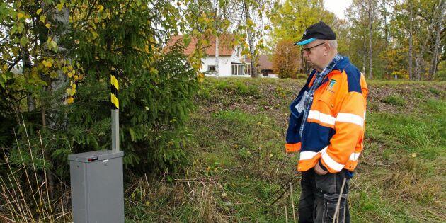 """Markägaren Olle: """"IP Only har inte klarat jobbet på landsbygden"""""""