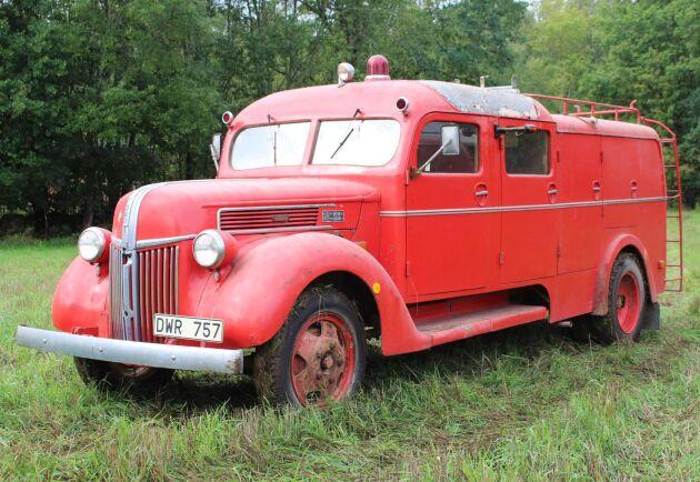 En Ford 018T från 1940.