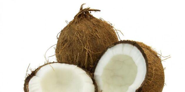 Nya mirakelmedlet – 15 fantastiska sätt att använda kokosolja