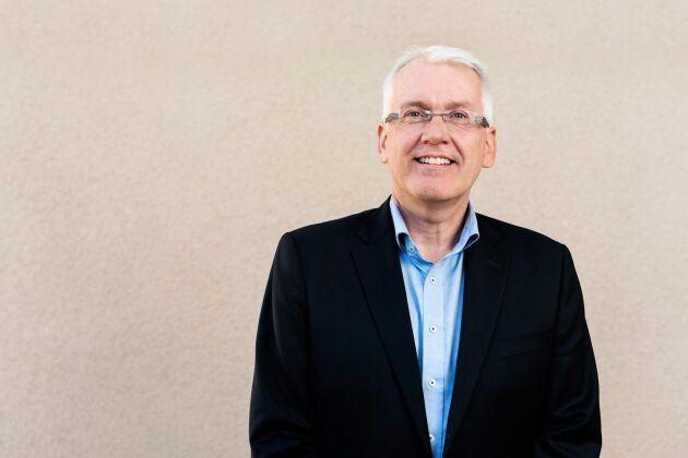 Eiríkur Einarsson, chef Område kontroll på Livsmedelsverket.