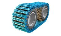 Nytt hjulband ska minska markskador
