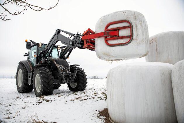 Frågan är ifall Valtras nya G-serie, som är en mindre traktor fullmatad med elektronik och digital teknik, kommer att bli lika populär som A-serien.