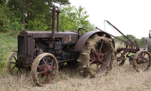 Priset på en veterantraktor beror på skicket och om den är körbar. Intresset för de äldre traktorerna har med tiden minskat menar flera källor.