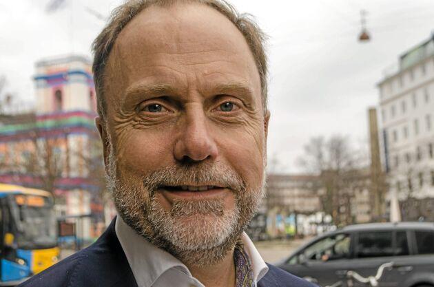 Christer Lundin är svensk talesperson för danska lantbrukarorganisationen Landbrug & Fødevarer.