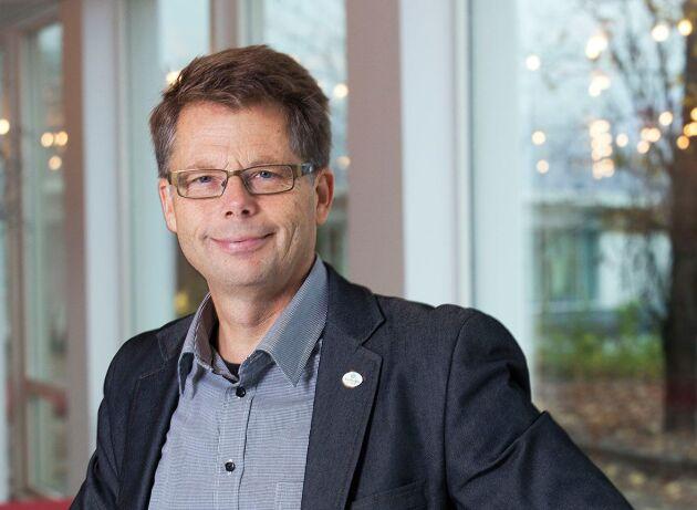 Jordbruksverkets generaldirektör Leif Denneberg har tröttnat på byråkratin.