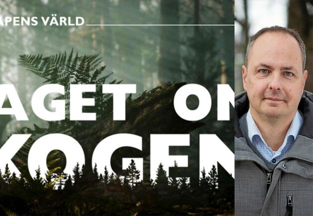 Var finns myndigheternas kommentarer och det enskilda skogsbrukets representanter i programmet, undrar Jonas Eriksson.