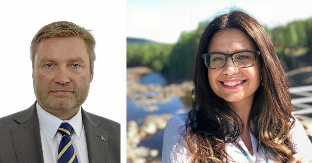 Skogsstyrelsens och staten måste ta Mark- och miljööverdomstolens beslut om fjällnära skogar till sig och sluta att försöka tillskansa sig andras egendom. Det skriver Peter Helander och Helena Lindahl, Centerpartiet, i ett debattinlägg.