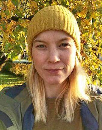 Hilma Nilsson, marknadsområdeschef på Stora Enso.