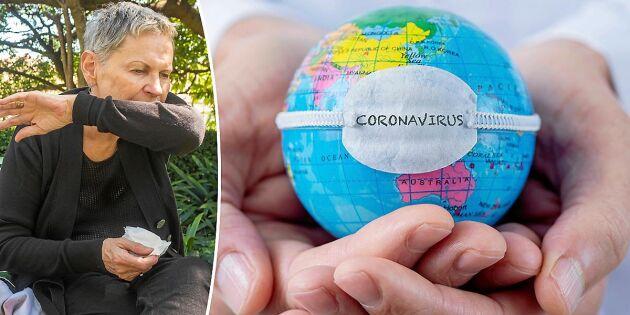 Corona-epidemin: Så fungerar flockimmunitet