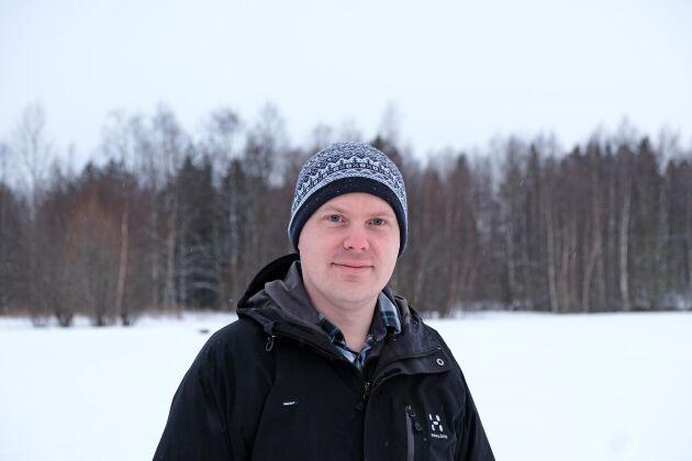 Magnus Norberg. Jurist LRF Konsult. Företräder markägarna i målet om fjällnära skog.
