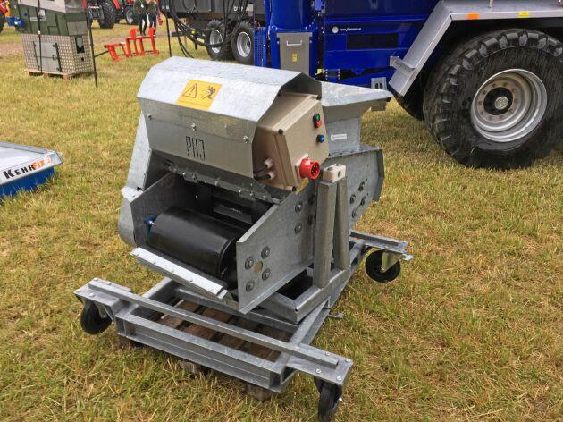 Spannmålskastare PAJ T1 från FarmMac