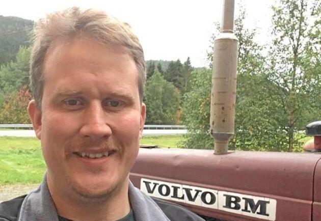 Atle Bergkvist är redaktör i den norska BM Volvo-klubben.