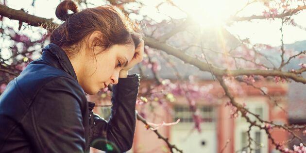 Därför blir du vårdeppig – och så lindrar du symtomen