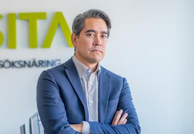 Thomas Jakobsson är chefsekonom på branschorganisationen Visita.