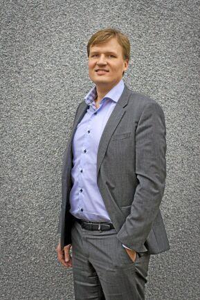 Jonas Tunestål, VD för KLS Ugglarps.