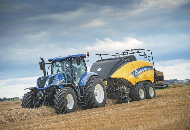 CNH:s lantbruks- och lastbilsdivision är på väg att delas upp i två separata bolag.