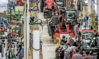 Manitou utvecklar elektrisk teleskoplastare