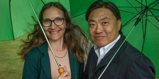 Ny vädertjänst från LRF Media och SMHI
