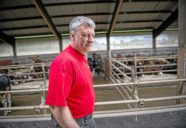 Jan Forssell menar att Sveriges Nötköttsproducenter måste bli bättre på att få ut sitt budskap i klimatdebatten.