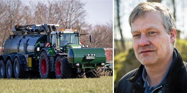 """Rådgivaren: """"Ha inte för liten traktor"""""""