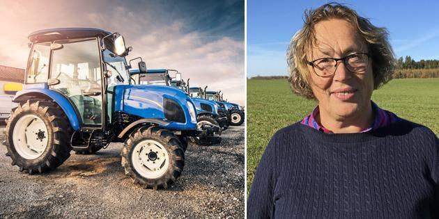 """""""Finns bättre alternativ än en bokslutstraktor"""""""