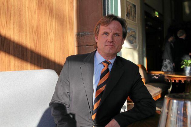 Jacob Bennet, ordförande för Betodlarna.