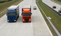 Regeringen föreslår lättnader för yrkesförare