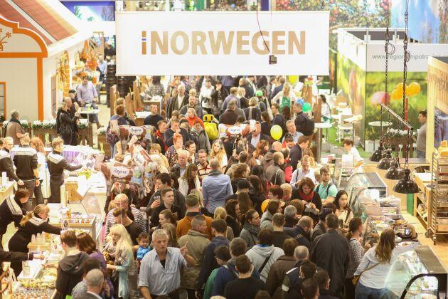 Regeringen byter huvudman till Jordbruksverket för att driva Grüne Woche i Berlin 2018-2020.