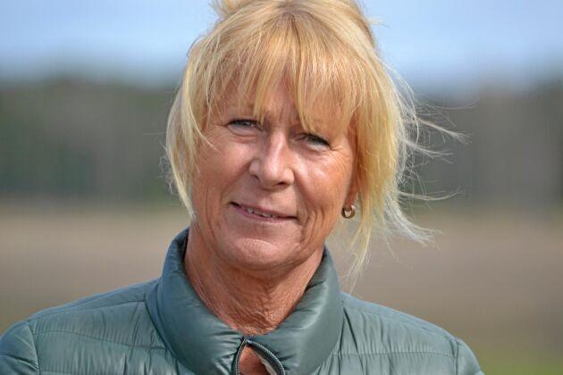 Margareta Åberg, LRF:s grisexpert, tycker det är bra att länsstyrelsen fått sitt prejudikat och att frågan inte behöver dras i långbänk.