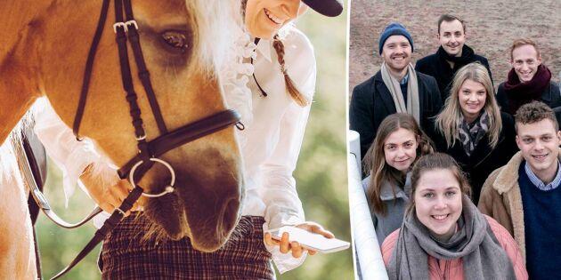 Svenska Equilab är världens största app för ryttare
