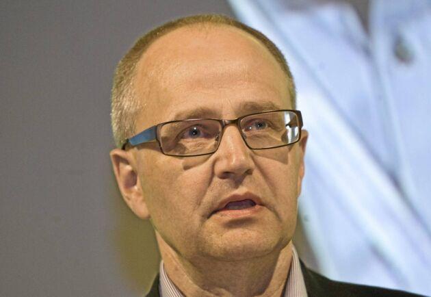 Det är viktigt att turerna kring glyfosatet inte blir det framtida sättet att arbeta när andra preparat ska förnyas eller godkännas, anser LRF:s ordförande Palle Borgström.