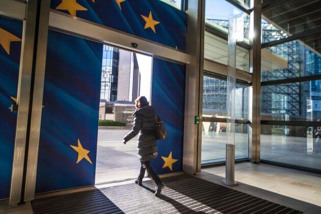 """EUs egna lagar öppnade dörren för """"soffbonden""""."""