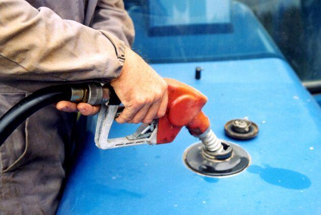 Sänkningen av dieselskatten kan stoppas av en tillträdande regering.