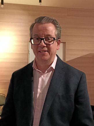 Richard Tellström, docent och matkulturhistoriker, var gästtalare vid LRF Örebros regionstämma 2018.