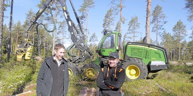 Lokalt sågverk vill ge tillbaka till bygden